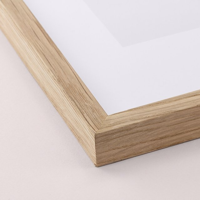 Rahmen aus Eichenholz